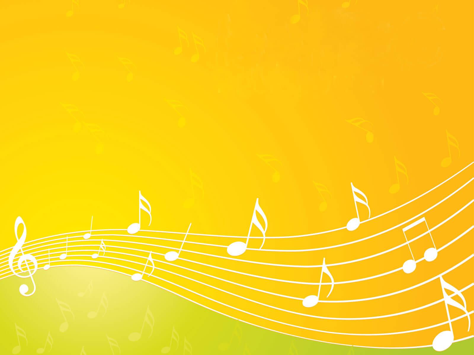 音部記号 - オレンジとト音記号 - 音部記号